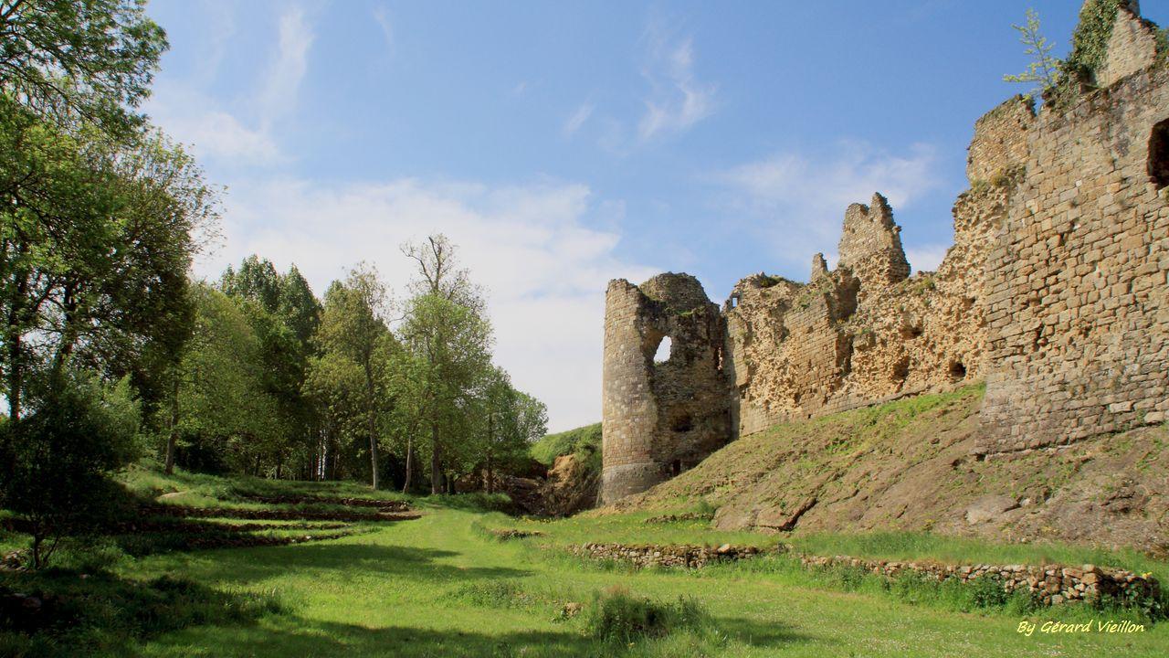 Le château du Guildo