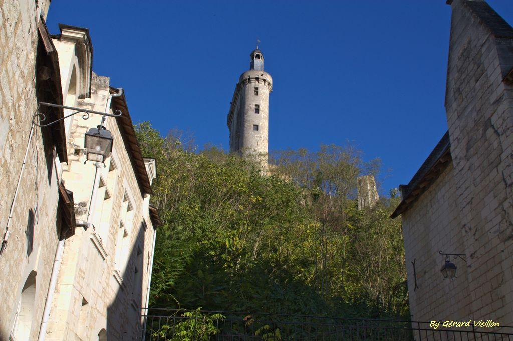 Château forteresse de Chinon