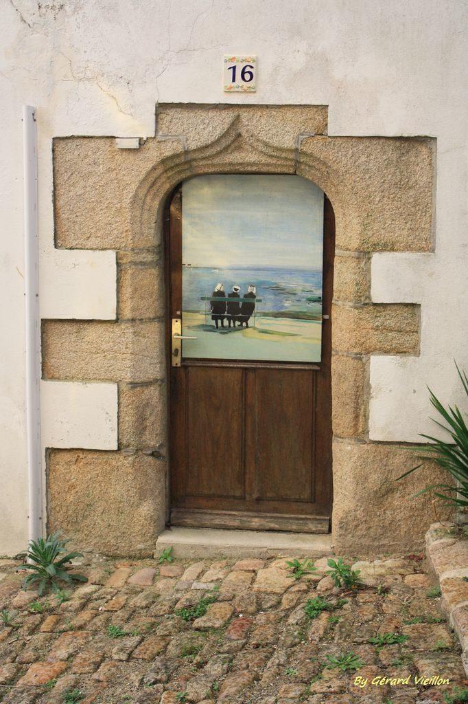 Porte aux bretonnes
