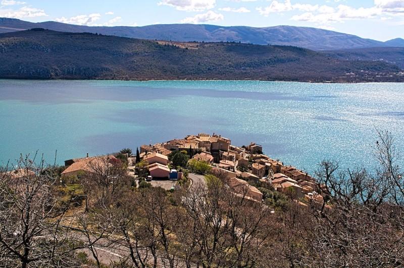 Lac de Sainte-Croix 3