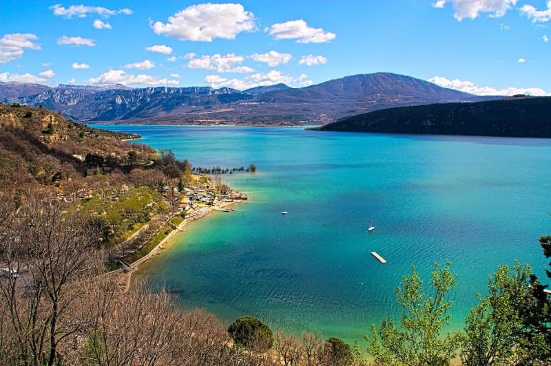 Lac de Sainte-Croix 4