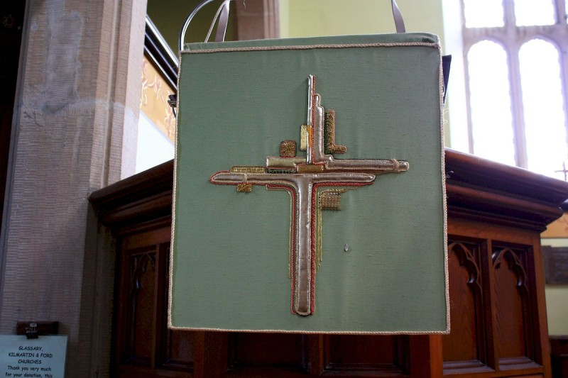 Kilmartin, l'église