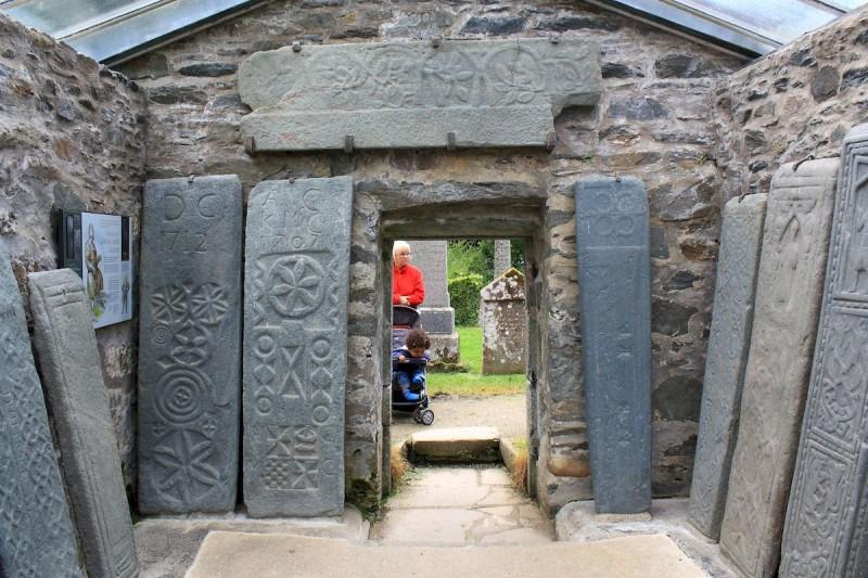 Kilmartin, pierres tombales