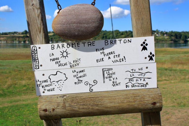 Baromètre breton