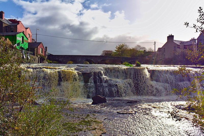 Les cascades d'Ennistymon