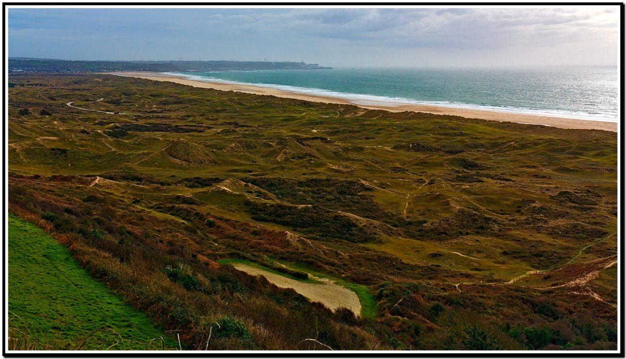 Les dunes de Biville.