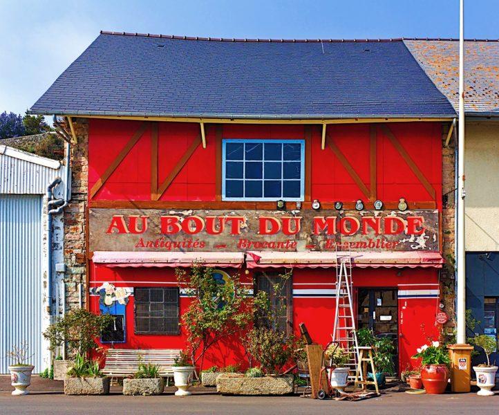 La boutique rouge
