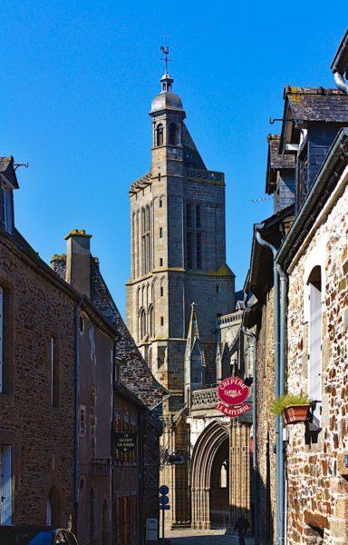 La cathédrale de Dol-de-Bretagne