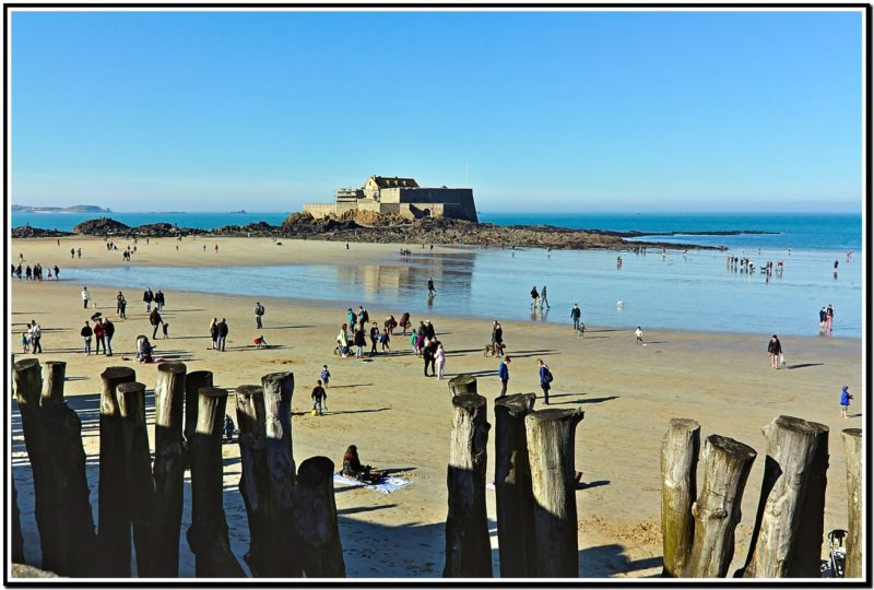 Le Fort-National de Saint-Malo