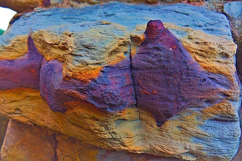 Détail de pierre
