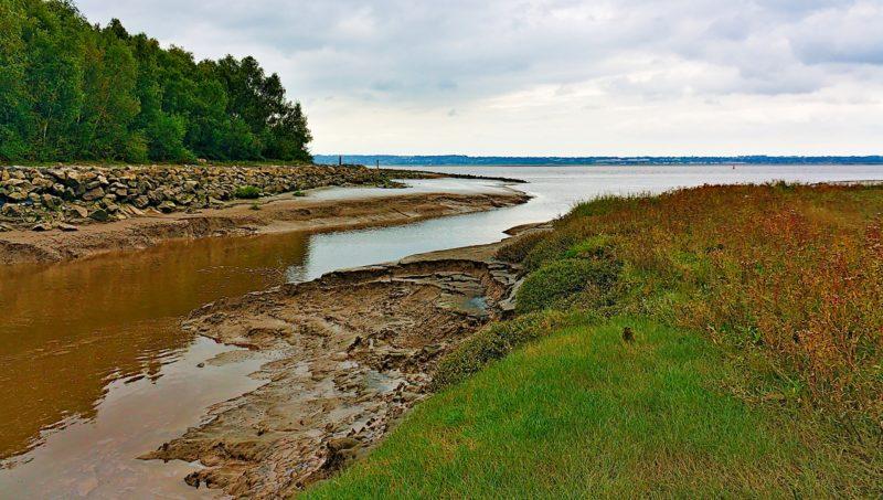 Estuaire de la River Dee