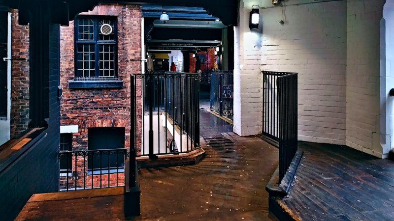 Galeries commerçantes de Chester