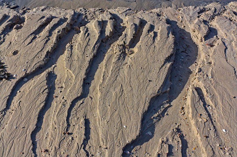 Dessins sur le sable