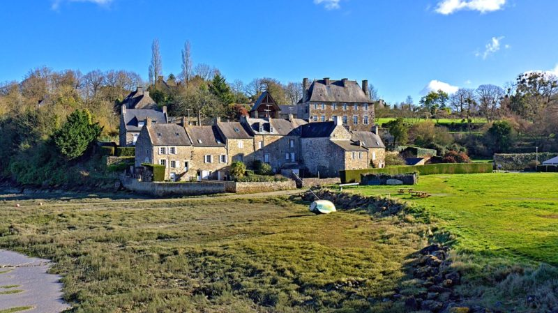 Village du Guildo à Créhen