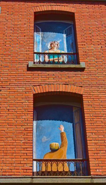 De fenêtre à fenêtre