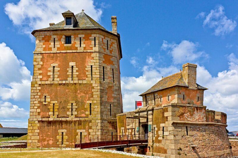 La Tour Vauban de Camaret-sur-mer