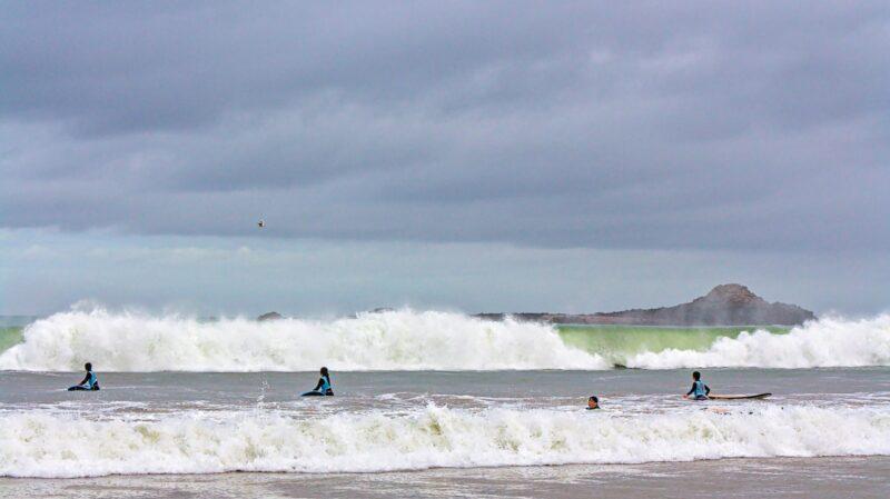 Apprentis surfeurs